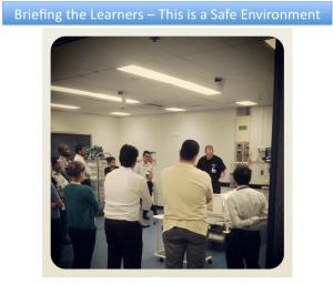 Brifing Learners