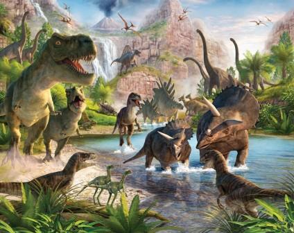 FACEM Dinosaurs