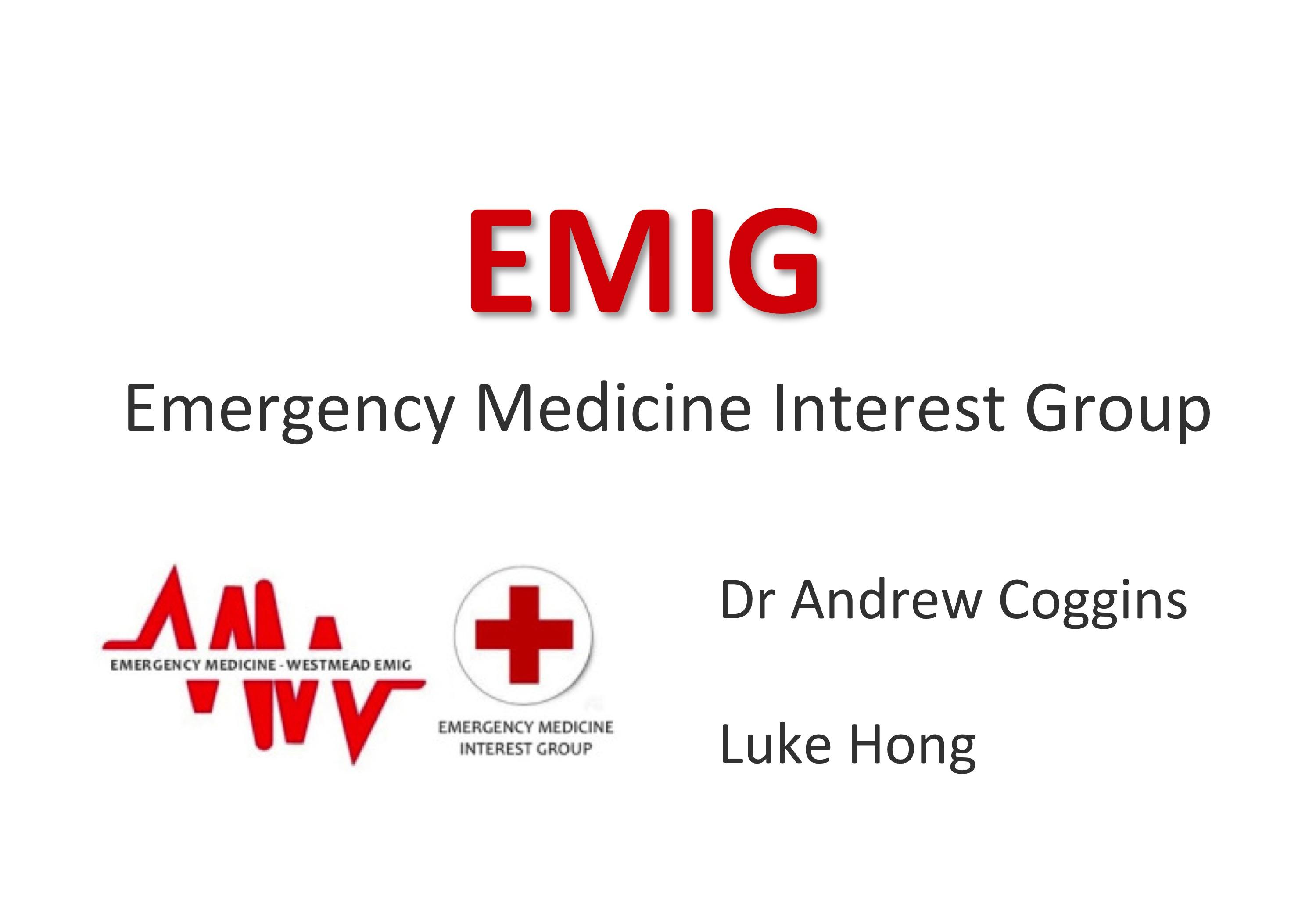 Westmead EMIG – EmergencyPedia