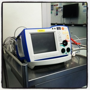 Zoll Biphasic Defibrillator
