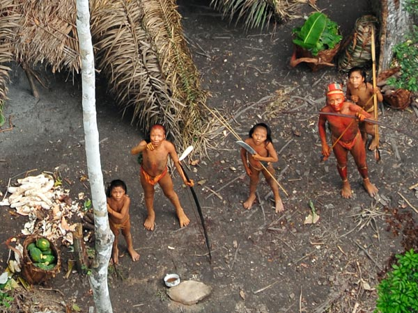 An Uncontacted Tribe