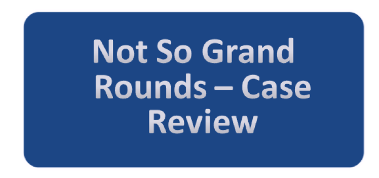 Not so grand rounds